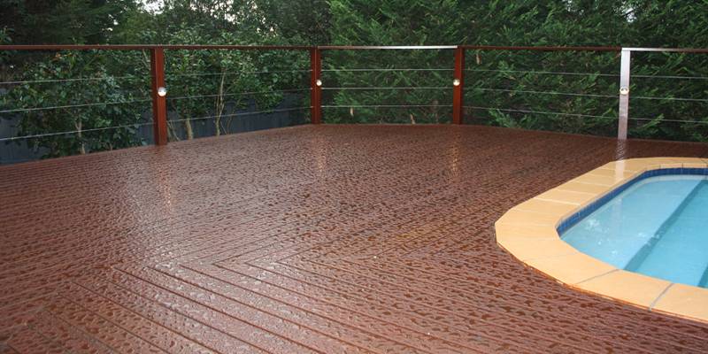 Deckmates decking melbourne for Flat pack garden decking